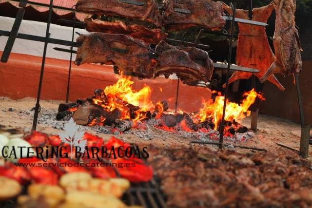 Catering Barbacoas en Conil